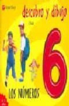 Titantitan.mx Descubro Y Dibujo: Los Numeros 6 (Educacion Infantil, 3-4 Años) Image