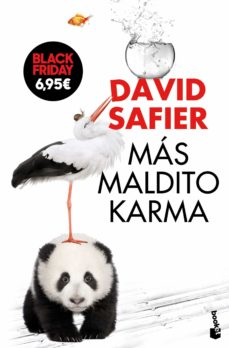 Libro descargable ebook gratis MAS MALDITO KARMA (Literatura española) 9788432229688 de DAVID SAFIER RTF