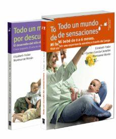 Libros para descargar ebook gratis ESTUCHE TODO UN MUNDO DE SENSACIONES Y POR DESCUBRIR de ELISABETH FODOR HARSANYI, MONTSERRAT MORAN MORENO (Literatura española) 9788436834888 PDB