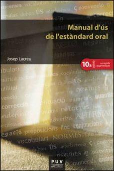 Javiercoterillo.es Manual D Us De L Estandard Oral (10ª Ed.) Image