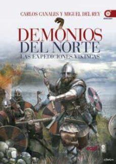 Demonios del norte: las expediciones vikingas Book Cover