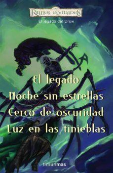 Trailab.it El Legado Del Drow: El Legado / Noche Sin Estrellas / Cerco De Os Curidad / Luz En Las Tinieblas Image