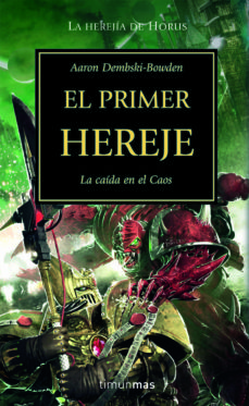 Eldeportedealbacete.es El Primer Hereje (La Herejia De Horus Nº 14) Image