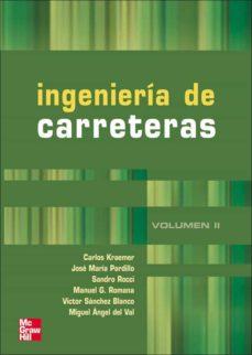 Descargar INGENIERIA DE CARRETERAS gratis pdf - leer online