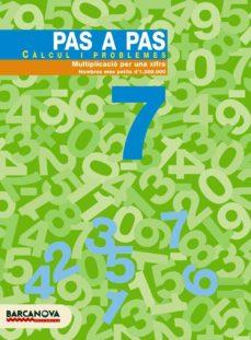 Titantitan.mx Pas A Pas 7 Primaria Calcul I Problemes Image