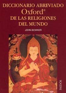 Titantitan.mx Diccionario Abreviado Oxford De Las Religiones Del Mundo Image