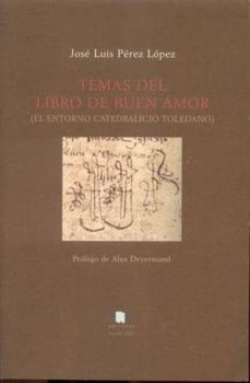 Inmaswan.es Temas Del Libro De Buen Amor: El Entorno Catedratico Toledano Image
