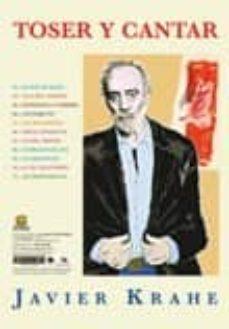 Titantitan.mx De Mil Amores: Reflexiones Sobre Las Canciones De Javier Krahe (Incluye Cd: Toser Y Cantar) Image