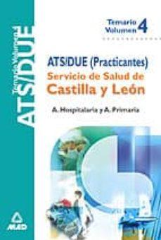 Inmaswan.es Ats-due Servicio De Salud De Castilla Y Leon: Temario (Vol. Iv) Image