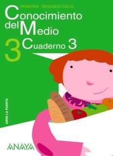 Srazceskychbohemu.cz Conocimiento Del Medio 3º Educacion Primaria Cuaderno 3. Segundo Ciclo Image