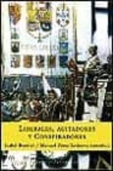 liberales, agitadores y conspiradores-manuel perez ledesma-isabel burdiel-9788467000788