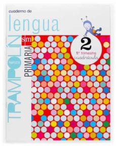 Upgrade6a.es Cuaderno De Lengua 1 (2º Educacion Primaria)(trampolin-cuadricula ) Image