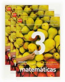 Titantitan.mx Matematicas Trimestres Conecta 2.0 2012 3º Primaria Image
