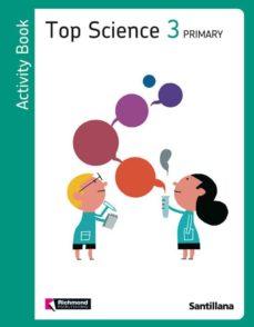Concursopiedraspreciosas.es Top Science 3 Activity Bookbilingüe Tercero Primaria Image