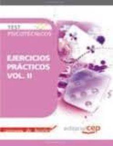 test psicotecnicos ejercicios practicos vol. ii. coleccion de bol sillo-9788468125688