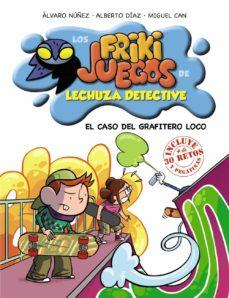 Chapultepecuno.mx Lechuza Detective: El Caso Del Grafitero Loco Image