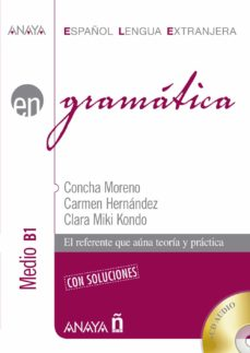 Descarga un audiolibro gratuito GRAMÁTICA. NIVEL MEDIO B1 CHM PDB in Spanish