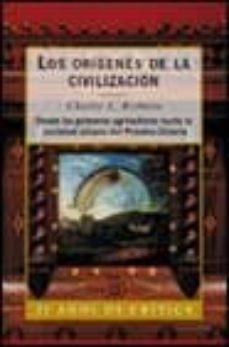 Permacultivo.es Los Origenes De La Civilizacion Image