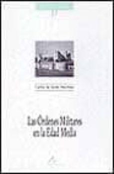 las ordenes militares en la edad media-carlos de ayala martinez-9788476353288
