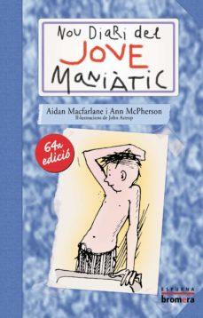 nou diari del jove maniatic-aidan macfarlane-9788476604588