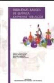problemas basicos de quimica. examenes resueltos-9788477213888