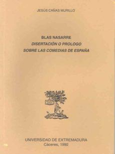 Permacultivo.es Blas Nasarre: Disertacion O Prologo Sobre Las Comedias De España Image