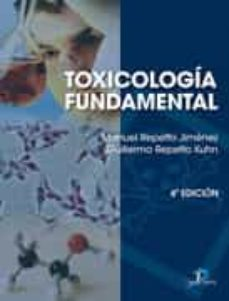 Libro de descarga ipad TOXICOLOGIA FUNDAMENTAL (4ª ED.)