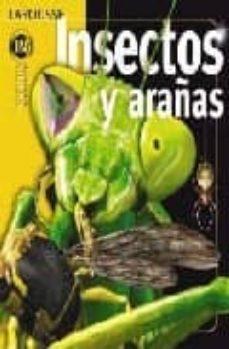 Mrnice.mx Larousse Insectos Y Arañas Image