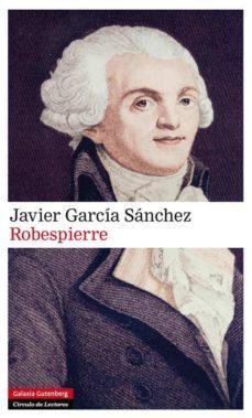 robespierre-javier garcia sanchez-9788481099188