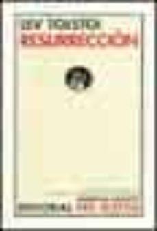 Descargar libro a la computadora RESURRECCION 9788481912388 de LEON TOLSTOI  (Spanish Edition)