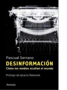 desinformación (ebook)-pascual serrano-9788483079188