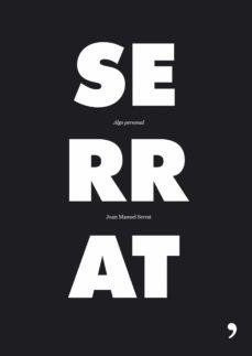 Descargar SERRAT: ALGO PERSONAL gratis pdf - leer online