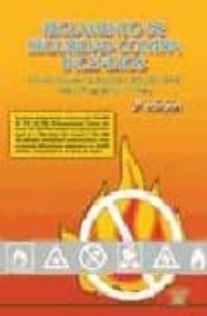 Libros para descargar para ipod gratis REGLAMENTO DE SEGURIDAD CONTRA INCENDIOS (2ª ED.) PDF