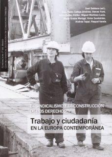 Padella.mx Trabajo Y Ciudadania En La Europa Contemporanea Image