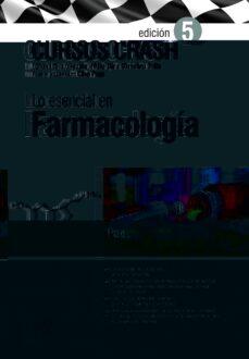 E-libros deutsch descarga gratuita LO ESENCIAL EN FARMACOLOGIA (5ª ED.) ePub de ELISABETTA BATTISTA CLIVE P. PAGE