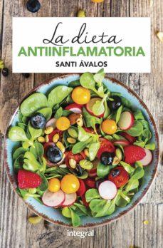 Descarga gratuita de libros isbn LA DIETA ANTIINFLAMATORIA en español  9788491181088 de SANTI AVALOS