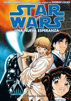 Descargar y leer STAR WARS MANGA EP IV UNA NUEVA ESPERANZA gratis pdf online 1