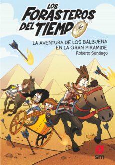 Mrnice.mx Forasteros Del Tiempo 7 :La Aventura De Los Balbuena Enla Gran Piramide Image