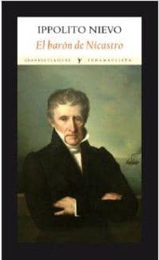 Descarga gratuita de libros en pdf. EL BARÓN NICASTRO en español
