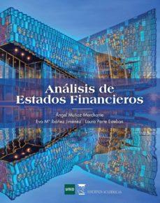 análisis de estados financieros-angel muñoz merchante-9788494698088