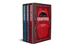 Las mejores descargas de libros de audio VAMPIROS: DRÁCULA Y OTROS RELATOS SANGRIENTOS (ESTUCHE)