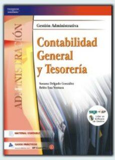 Padella.mx Contabilidad General Y Tesoreria: Gestion Administrativa (Ciclos Formativos De Grado Medio) Image