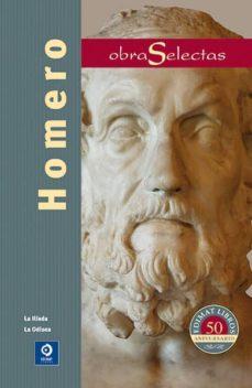 Amazon descargar libros para kindle (PE) HOMERO. OBRAS SELECTAS