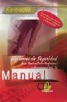 Trailab.it Manual De Vigilantes De Seguridad. Area Tecnico/socio-profesional E Instrumental (Vol. Ii) Image