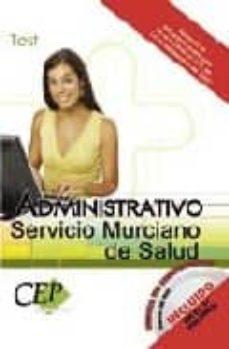 Relaismarechiaro.it Test Oposiciones Administrativo Servicio Murciano De Salud Image