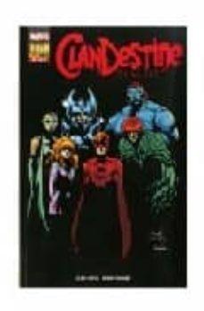 Cdaea.es Clandestine Classic Nº 1 (Contiene Marvel Comics Presents 158 Y C Landestine 1-8 Usa) Image