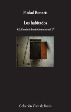 Libro libre de descarga de cd LOS HABITADOS 9788498959888 RTF CHM in Spanish