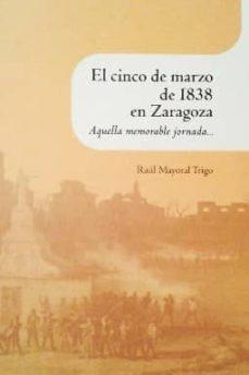 Milanostoriadiunarinascita.it El Cinco De Marzo De 1838 En Zaragoza: Aquella Memorable Jornada Image