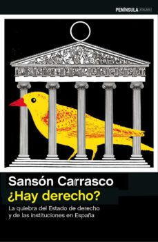 Hay Derecho Sanson Carrasco Comprar Libro 9788499423388