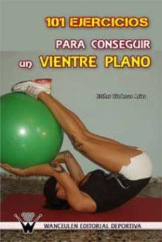 101 ejercicios para conseguir un vientre plano (ebook)-esther cardenas arias-9788499932088